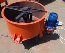 Бетонозмішувач для примусового перемішування бетону 150л