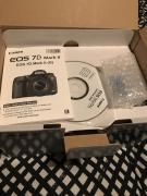 Canon EOS 7D Mark II Digital Camera with 15-85mm Lens