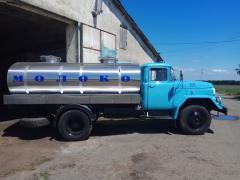 Manufacture and repair of tanker trucks. Overhaul