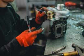 Ремонт и продажа турбин. Комплектующие для ремонта турбокомпрессоров