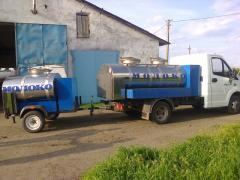 Repair and manufacture of trucks from the manufacturer