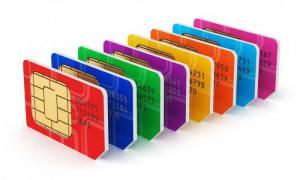 Start packs, contracts Beeline Shop foreign SIM cards in Ukraine